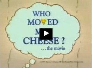 who moved my cheese essay Get an efficient and concice book summary, review, and analysis to spencer johnson's book who moved my cheese, a self-help classic.