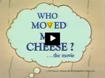 reaction to who moved my cheese Who moved my cheese summary june 21, 2016 june 1, 2018 niklasgoeke entrepreneurship & business , self improvement 1-sentence-summary: who moved my cheese tells a parable, which you can directly apply to your own life, in order to stop fearing what lies ahead and instead thrive in an environment of change and uncertainty.