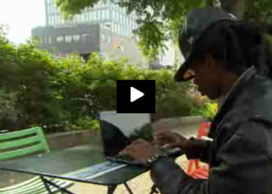 Homeless Man Learns To Code