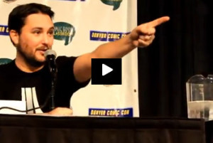 Will Wheaton On Being Bullied