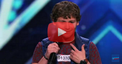 Stuttering Comedian - America's Got Talent - Drew Lynch